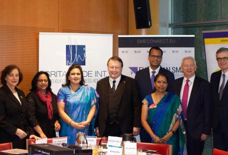 Kick-off for Indo-European Platform